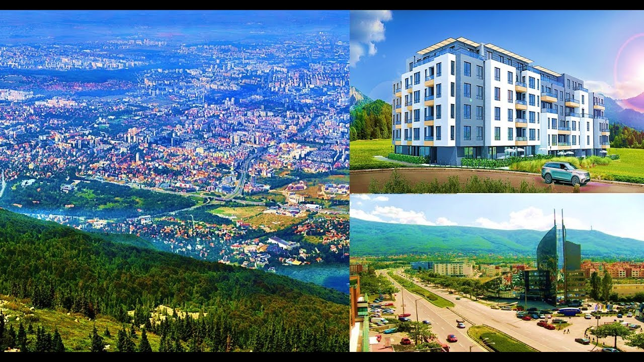 New luxury complex Manastirski Livadi Sofia