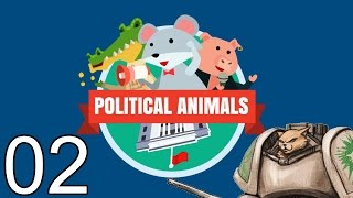Political Animals PC Gameplay (Sponsored) - Part 2
