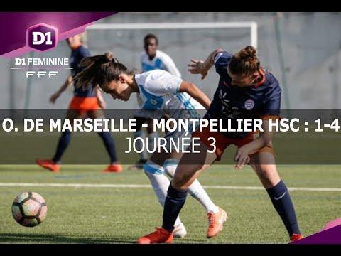 J3 : Olympique Marseille - Montpellier HSC (1-4), le résumé