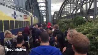 Metronom Evakuierung Hamburg | VLOG #13
