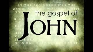 Gospel of John Audio Bible in Tamil -  யோவான் சுவிசேஷம் ஆடியோ பைபிள்