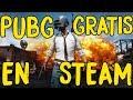 Playerunknown Battleground Gratis en Steam