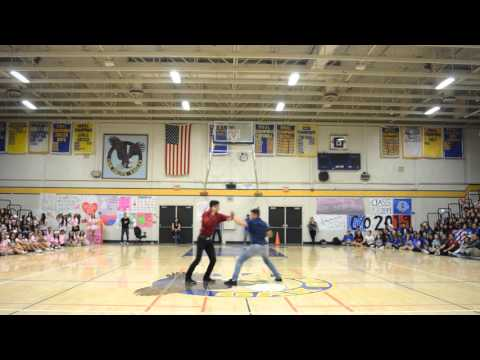 Oak Grove Class of 2016 Fantastics Skit Performance: New Year's Eve