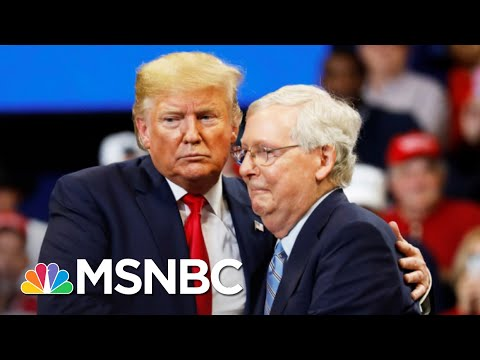 McConnell Would Back Trump In 2024 After Blaming Him For Riot | The 11th Hour | MSNBC