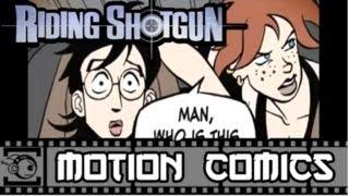 Riding Shotgun Motion Comic #11: A Career-Ending Mistake