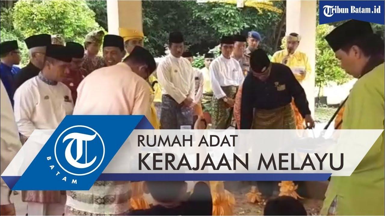 Pemko Batam Bakal Bangun Rumah Adat Kerajaan Melayu Di