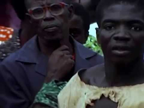 Visiting Yaoundé in Camerun, filmed on 8mm