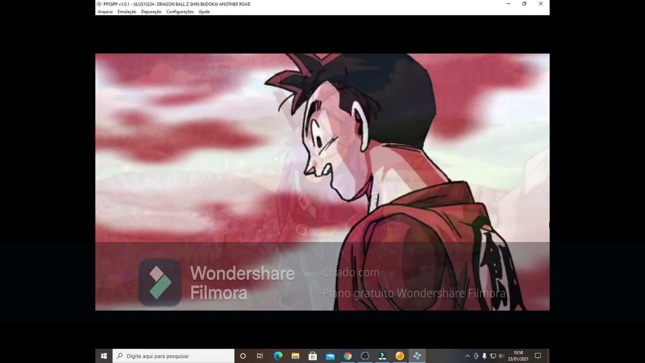 Musica De Dragon Ball Shin Budokai Com Marca Da Agua Youtube