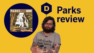 Parks board game review - a beautiful exploration game