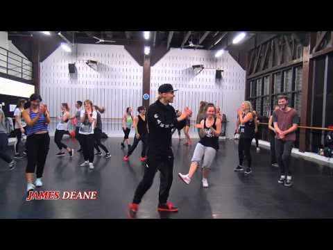 Tilt Ya Head Back  Nelly Ft Christina Aguilera  Choreography  James Deane