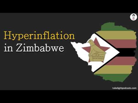 Hyperinflation in Zimbabwe - Educational video