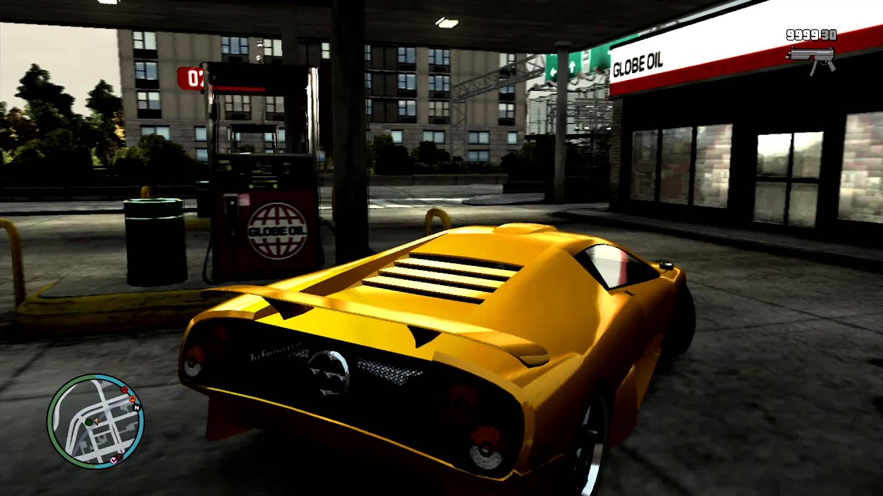 Gta Iv Mods Xbox - Year of Clean Water