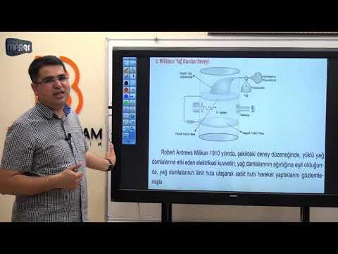 60) Mustafa MARAŞ  -Atom Kavramı Ve Atom Modelleri-1 (AYT- FİZİK) 2020