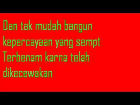 Adrian Rapz - Pelangi Baruku [ Lirik ]