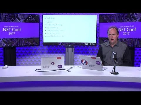 C# Part 2 - What's New in C#