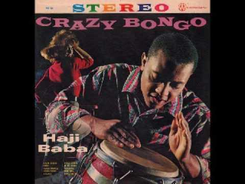 Haji Baba – Crazy Bongo (FULL album) Vinyl 1962 MONO version
