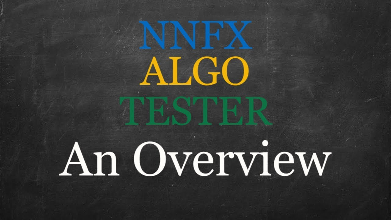 Download The Nnfx Algo Tester Lite Trading Utility For