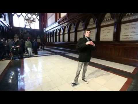 Harvard Tour, Memorial Hall