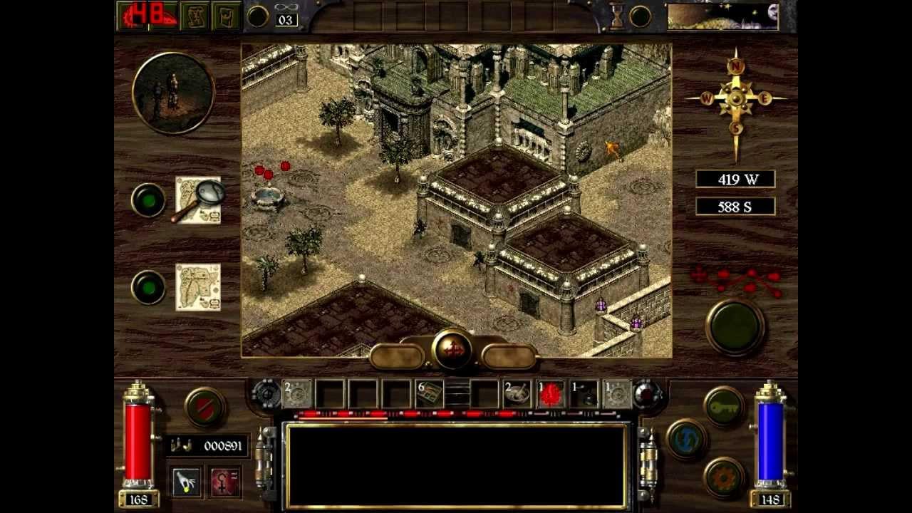 Arcanum & Vampire: Bloodlines-- Lost Classics of Troika Games