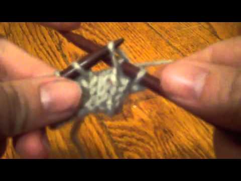 Knitting Stitches Sl1 K1 Psso : Sl 1, k1, psso FunnyCat.TV