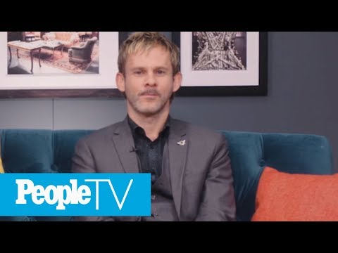 Dominic Monaghan On Scariest Animal He's Ever Seen On Wild Things  PeopleTV  Entertainment Weekly