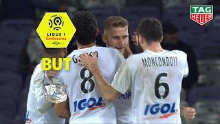 But Alexis BLIN (28') / Toulouse FC - Amiens SC (0-1)  (TFC-ASC)/ 2018-19