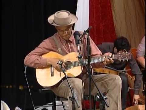 Woodsongs 767: Dom Flemons and Bryan Sutton