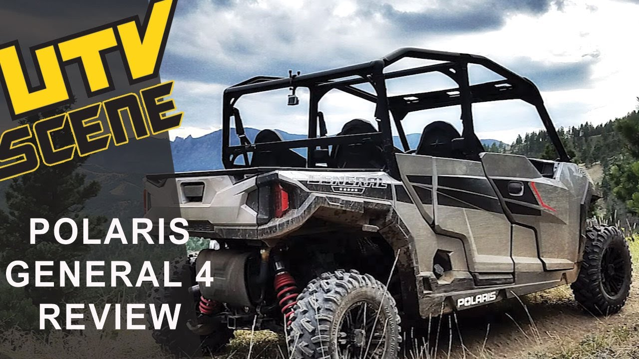 Polaris General 4 Ride Review