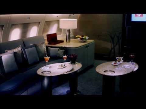 Jetting Off: Emirates Executive | A319 Luxury Private Jet