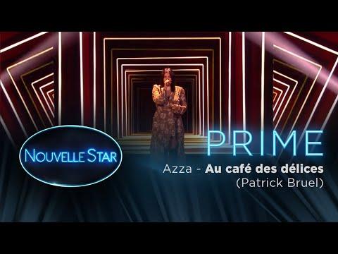 PRIME 01 - AZZA - Au Café des délices (PatrickBruel)