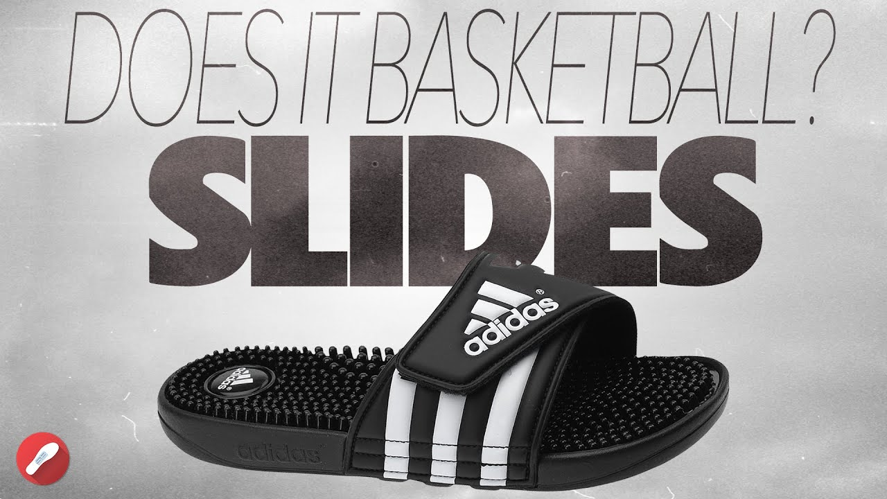 Adidas Massage Slides! - YouTube