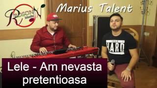 LELE - demonstratie Set.Marius Talent Korg Pa4X 2016 ( 0763.991.556 )