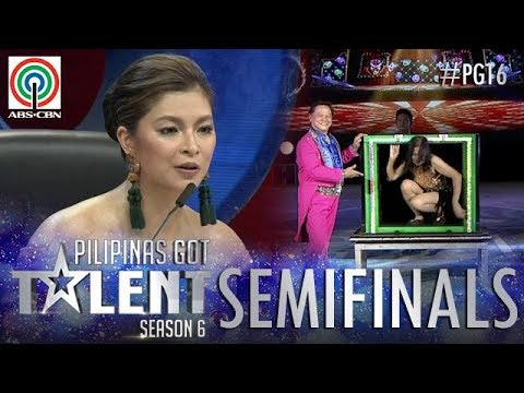 Pilipinas Got Talent 2018 Semifinals: Rico The Magician - Stage Magic