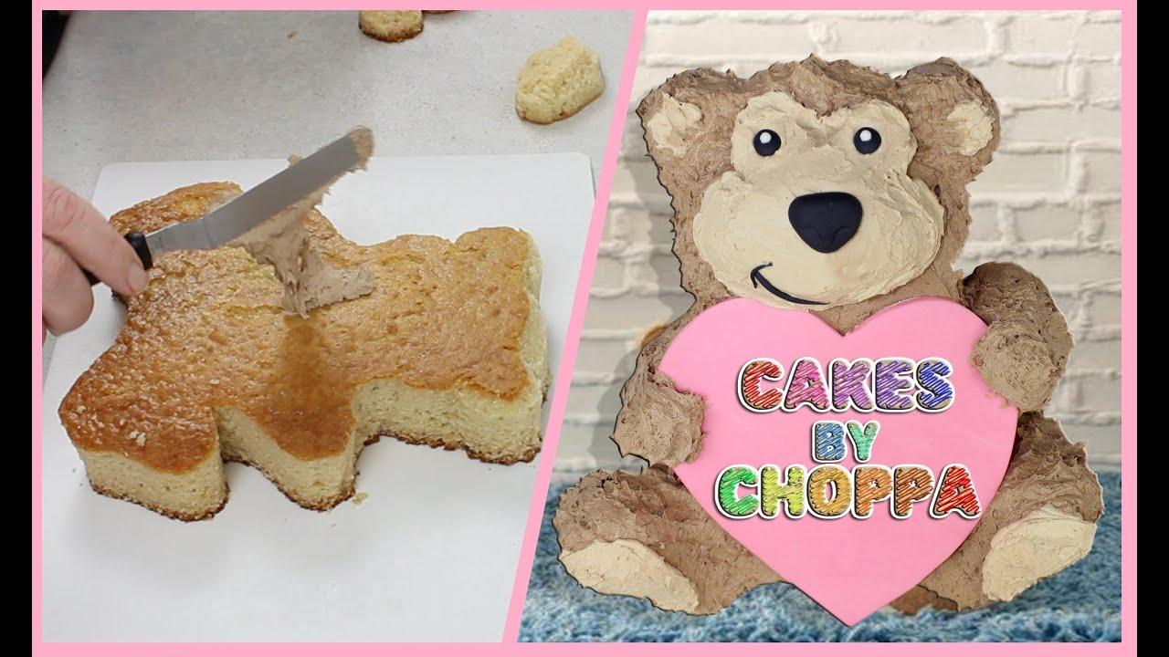 Bear Birthday Cake Images