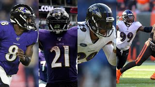 Baltimore Ravens | 2019-20 Season Highlights ᴴᴰ