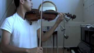 Final Fantasy VIII - Eyes on Me Violin Solo