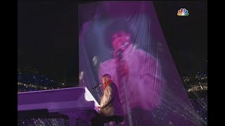Justin Timberlake's Tribute To Prince! Super Bowl LII Halftime Show!