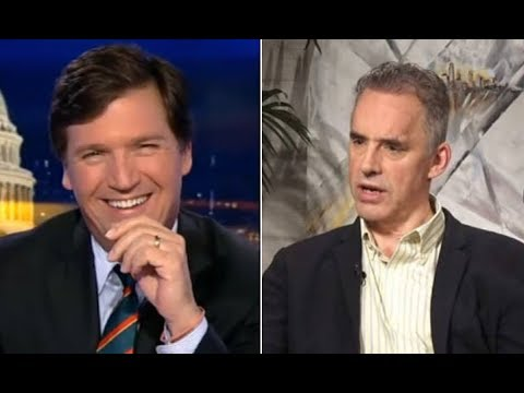 EPIC! WATCH TUCKER CARLSON & JORDAN PETERSON MOP THE FLOOR WITH HOLLYWOOD Mp3