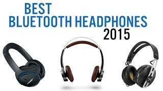 Best Bluetooth Headphones of 2015
