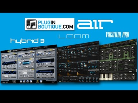 Overview - AIR Music Synth Bundle