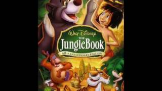 The Jungle Book Soundtrack- I Wan