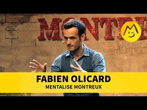 Fabien Olicard mentalise Montreux