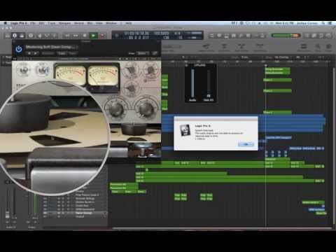 Logic Pro X - System Overload, Processing Threads, Freeze Mode