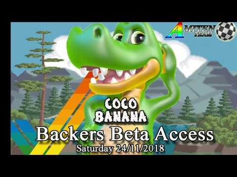 COCO BANANA on the Vampire V4 Standalone  and V500