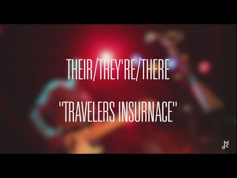 """Chalk TV: Their / They're / There - """"Travelers Insurance"""""""