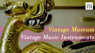 A Tamil museum for vintage music instruments