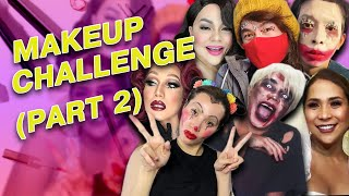 THE BECKY NIGHTS MAKEUP CHALLENGE: PART 2 (THE BONGGANG FINALE)