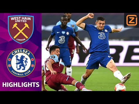 LONDON DERBY OM VAN TE GENIETEN!  🔥  | West Ham vs Chelsea | Premier League 2019