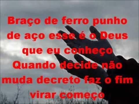 Braço de Ferro - Alexandre Silva (playback)