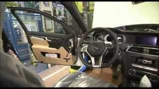 مصنع شركة مرسيدس بنز من الداخل طريقة صنع السيارات